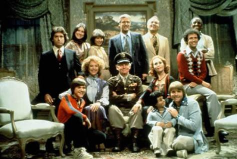The Soap cast